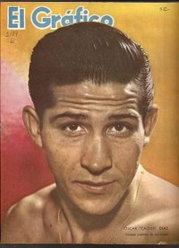 Oscar Diaz boxer
