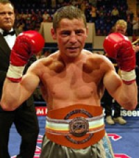 Dean Pithie boxer