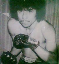 Federico Carreno boxer