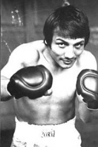 Horacio Agustin Saldano boxer