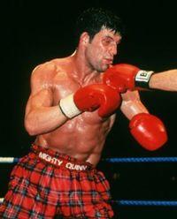 Willie Quinn boxer