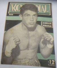 Cirilo Pausa boxer