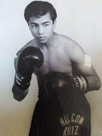 Gabriel Ruiz boxer