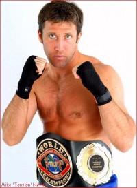 Mike Nevitt boxer