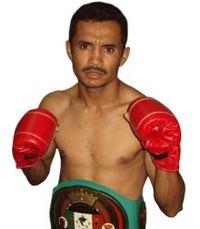Jose Alfredo Tirado boxer