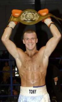 Tony Dodson boxer