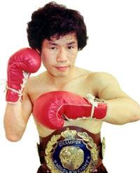 Soon Chun Kwon boxer