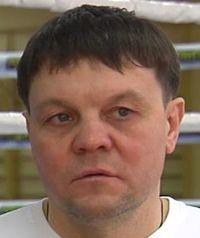 Andriy Syniepupov boxer