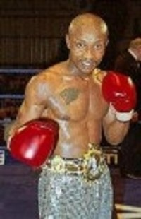Bobby Vanzie boxer