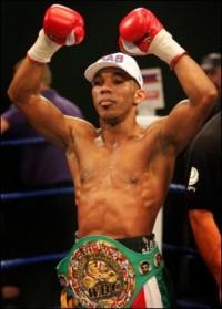 Junior Witter boxer