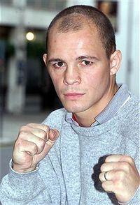 Jason Rowland boxer
