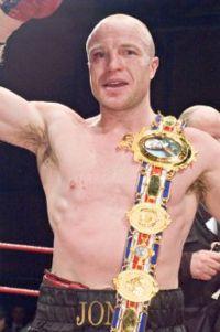 Jon Thaxton boxer