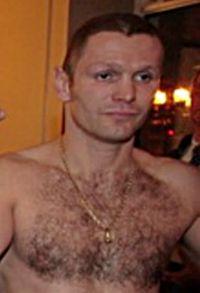 Mike Algoet boxer