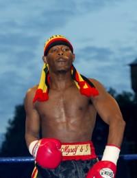 Ojay Abrahams boxer
