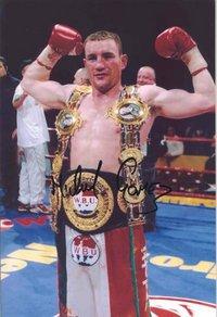 Michael Gomez boxer