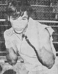 Chuy Miranda boxer