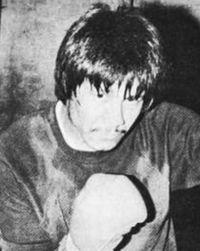 Juan Jaramillo boxer