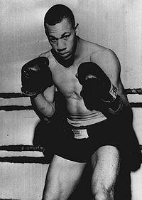 Sonny Banks boxer