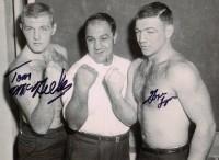 George Logan boxer