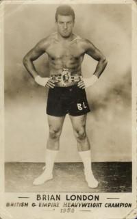 Brian London boxer