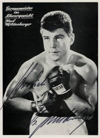 Karl Mildenberger boxer