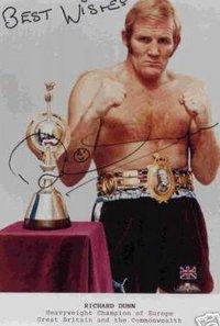 Richard Dunn boxer