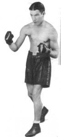 Phil Rafferty boxer