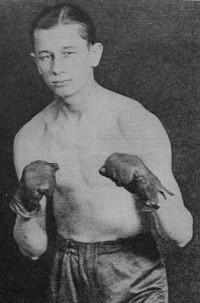 Johnny Jadick boxer