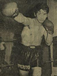 Marcos Jimenez boxer