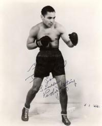Pedro Montanez boxer