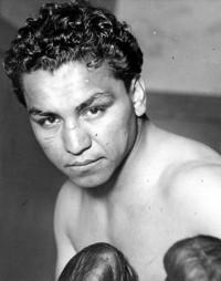 Baby Arizmendi boxer