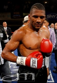 Harrison Cuello boxer
