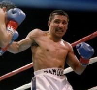 Ysaias Zamudio boxer
