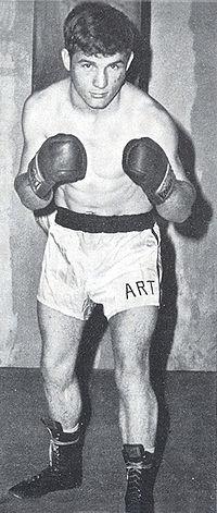 Art Hafey boxer