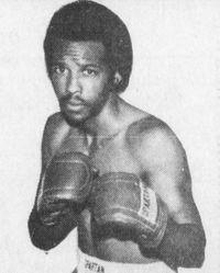 Ricky Simaratana boxer
