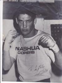 Lionel Hunter boxer