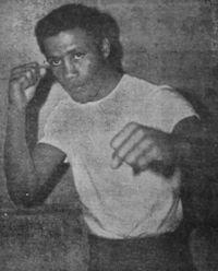 Diego Alcala boxer