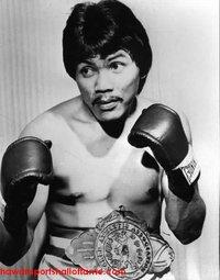 Andy Ganigan boxer