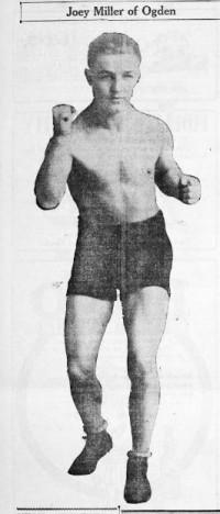 Joe Miller boxer