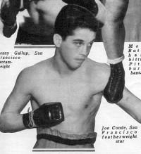 Joe Conde boxer