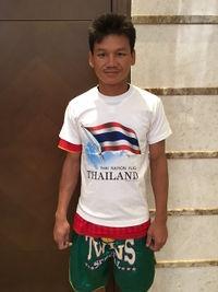 Boonsom Phothong boxer