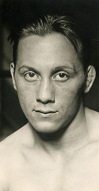 Midget Wolgast boxer