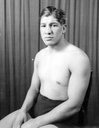 Mexican Joe Rivers boxer