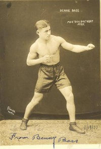 Benny Bass boxer