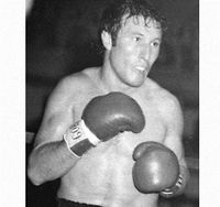 Oscar Enrique Sallago boxer