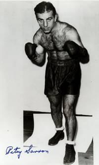 Petey Sarron boxer