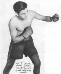 Al Citrino boxer