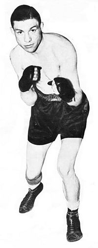 Ernie Roderick boxer
