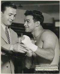 Sheik Rangel boxer