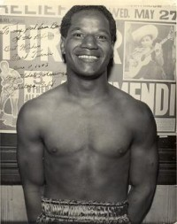 Earl Turner boxer